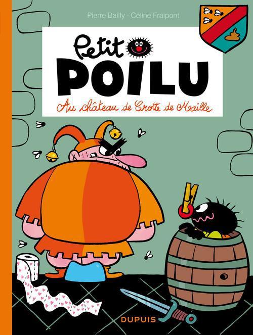 AU CHATEAU DE CROTTE DE MAILLE - PETIT POILU - T13