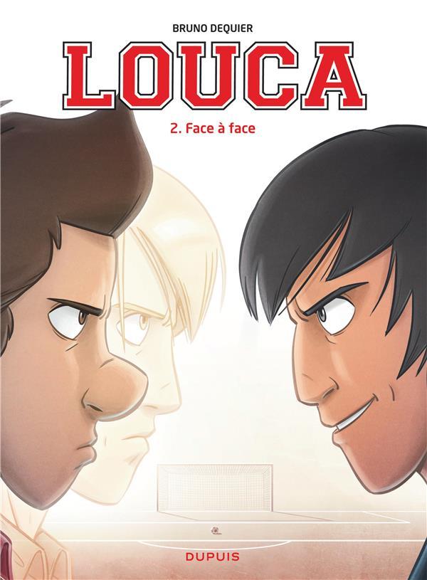 LOUCA T2 : FACE A FACE SANS STICKER