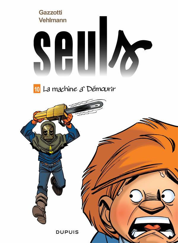 LA MACHINE A DEMOURIR SEULS T10