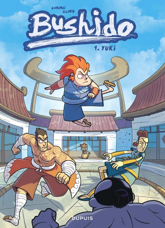BUSHIDO T1 BUSHIDO - TOME 1 - YUKI
