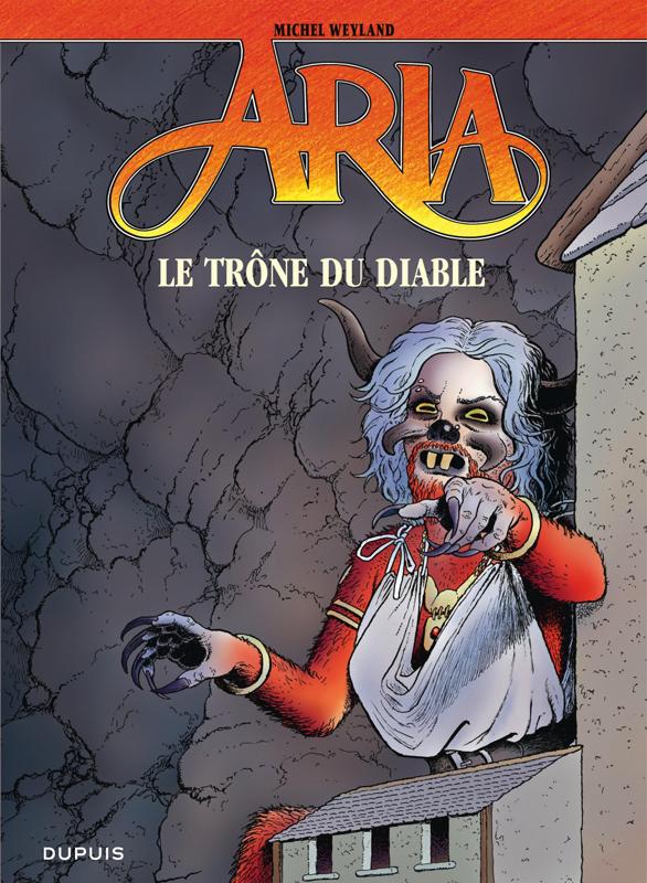 ARIA T38 LE TRONE DU DIABLE