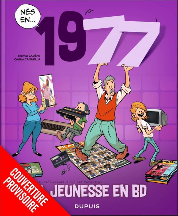MA JEUNESSE EN BD - TOME 21 - 1977