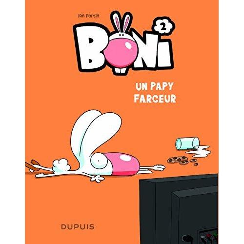 BONI - TOME 2 - UN PAPY FARCEUR