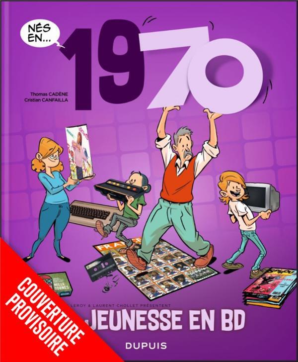MA JEUNESSE EN BD - TOME 14 - 1970
