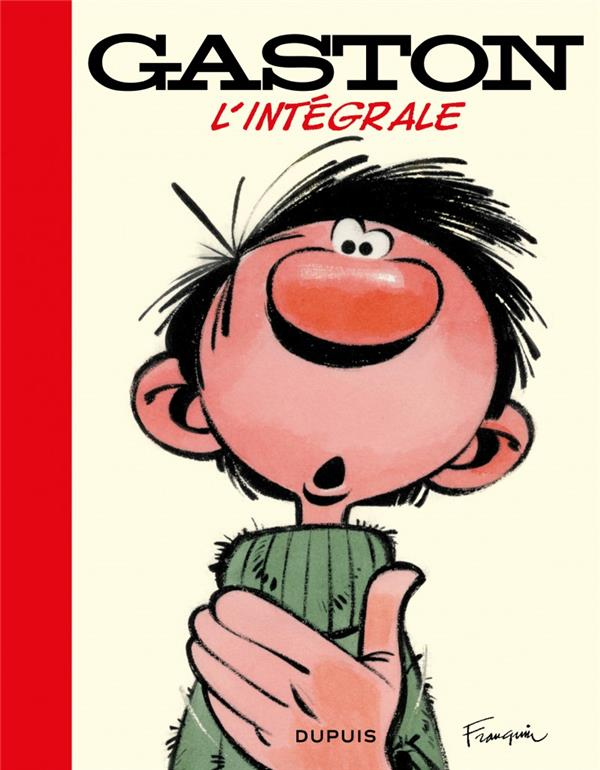 GASTON - L'INTEGRALE GASTON INTEGRALE - TOME 0 - GASTON L'INTEGRALE (REEDITION)