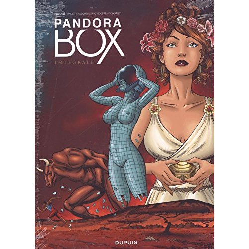 FOURREAU PANDORA BOX INTEGRALES 1&2