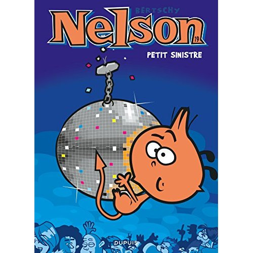 NELSON - TOME 19 - PETIT SINISTRE