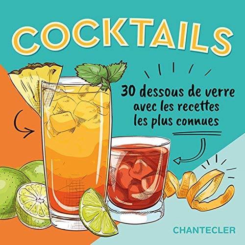 COCKTAILS (30 DESSOUS DE VERRE)
