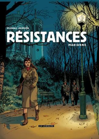 RESISTANCES - TOME 3 - MARIANNE
