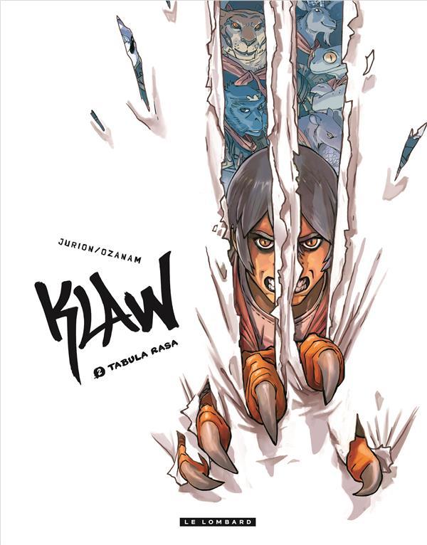 TABULA RASA - KLAW - T2