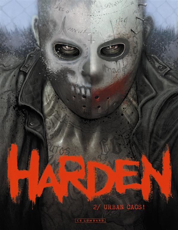 HARDEN - TOME 0 - HARDEN