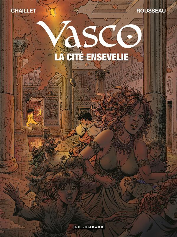 VASCO - TOME 26 - LA CITE ENSEVELIE