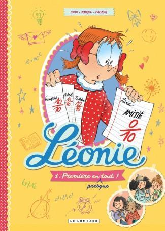 LEONIE T1 LEONIE-PREMIERE EN (PRESQUE) TOUT