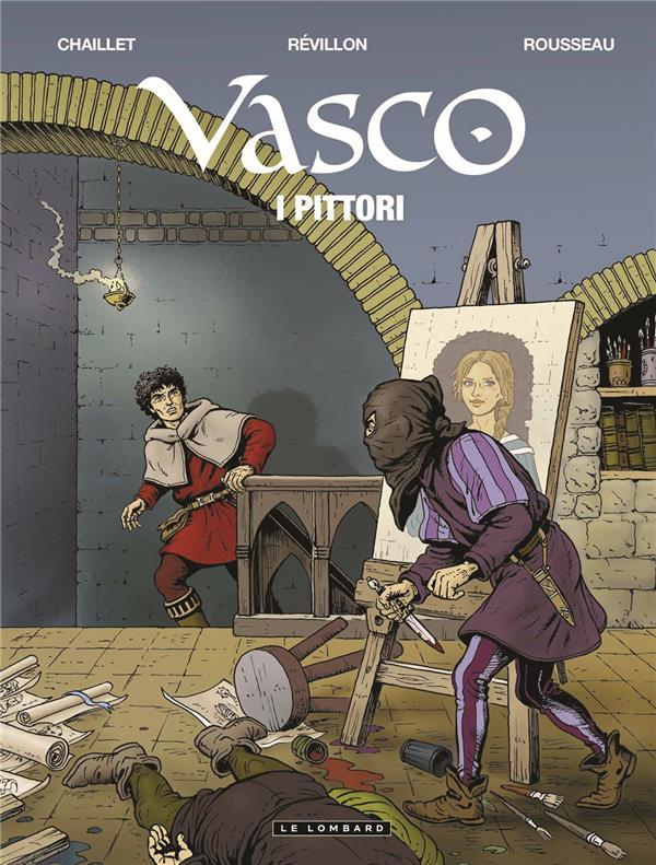 VASCO - TOME 28 - I PITTORI