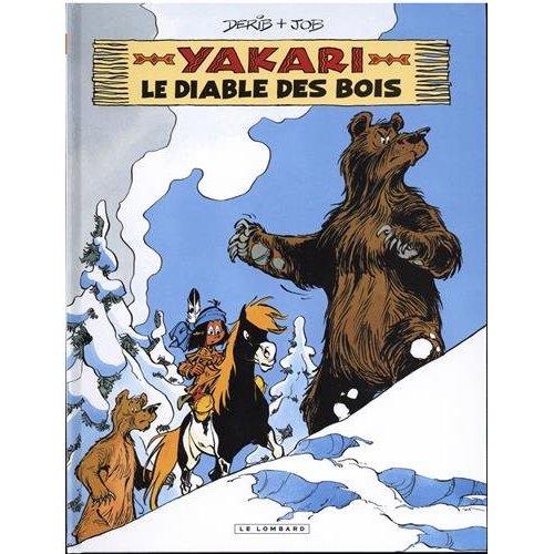 YAKARI - TOME 20 - DIABLE DES BOIS (LE) - (INDISP 2018)