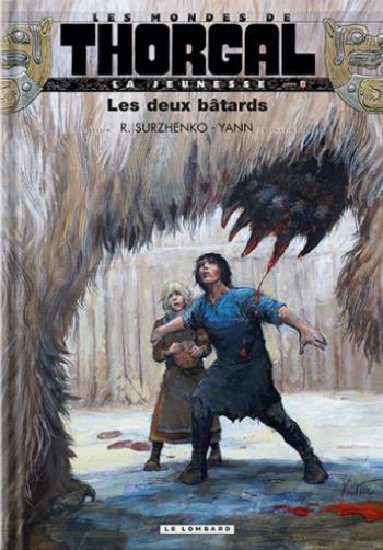 LA JEUNESSE DE THORGAL - TOME 8 - LES DEUX BATARDS