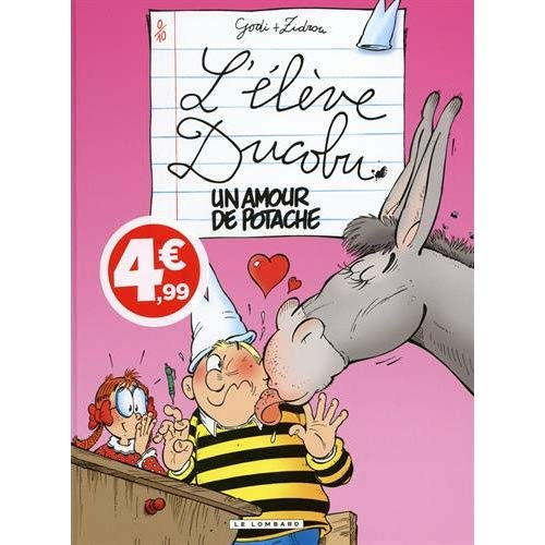 DUCOBU  - TOME 6 - UN AMOUR DE POTACHE (INDISPENSABLES 2020)