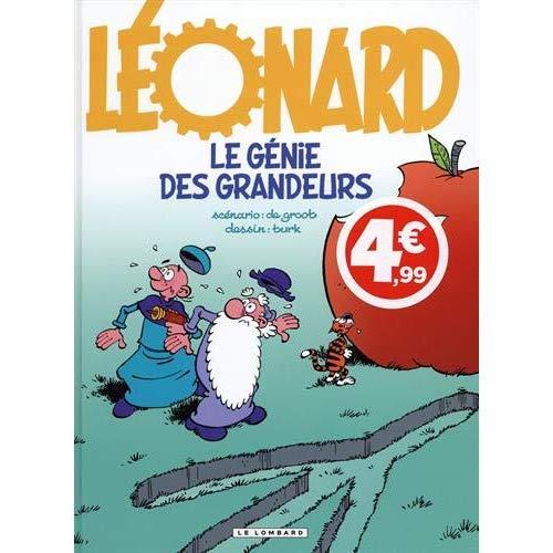 LEONARD - TOME 42 - LE GENIE DES GRANDEURS (INDISPENSABLES 2020)