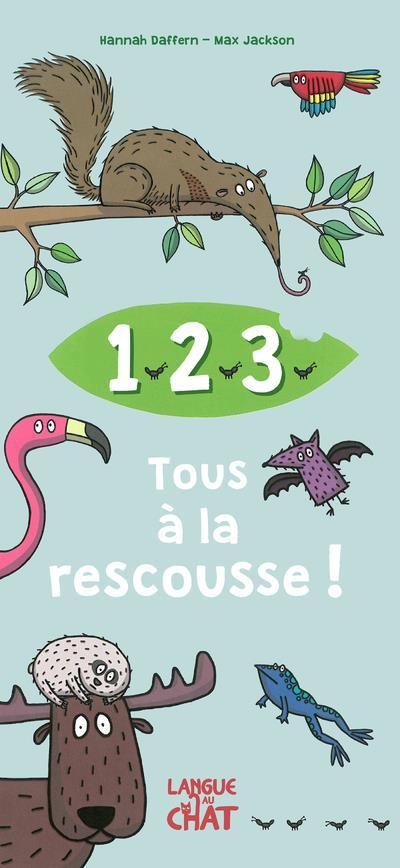 1,2,3 TOUS A LA RESCOUSSE ! COUP DE COEUR