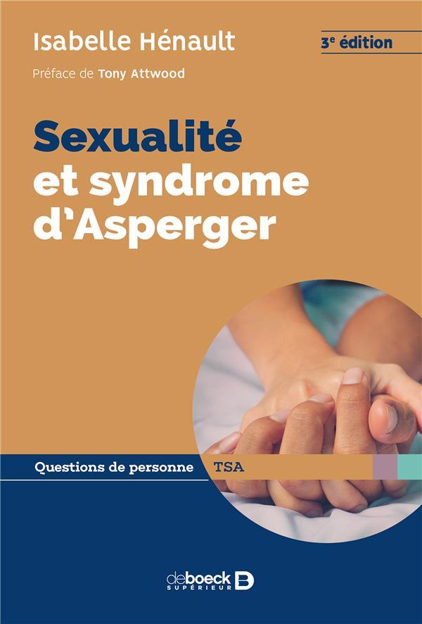 SEXUALITE ET SYMDROME D'ASPERGER