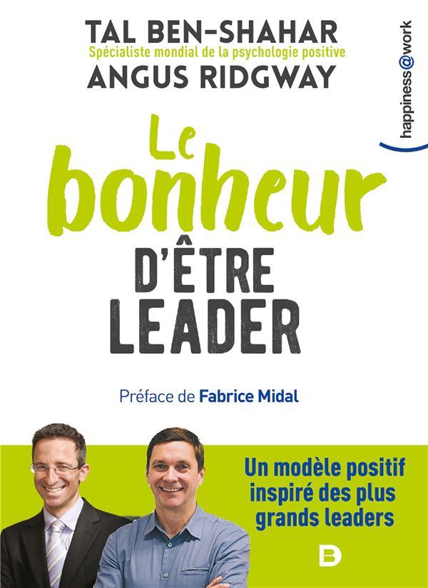 BONHEUR D'ETRE LEADER (LE)