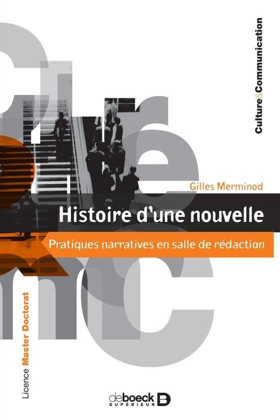 HISTOIRE D'UNE NOUVELLE
