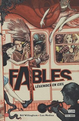 FABLES T01 LEGENDES ENEXIL