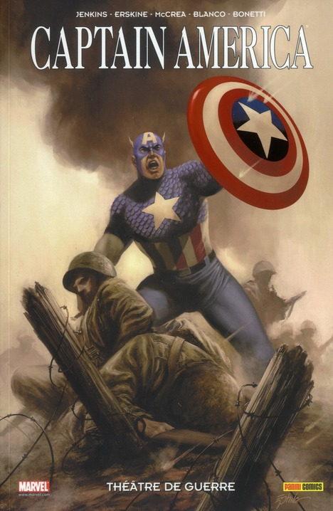 CAPTAIN AMERICA : THEATER OF WAR