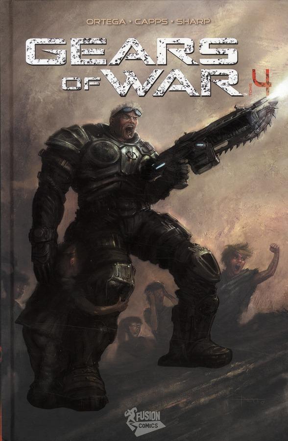 GEARS OF WAR T04
