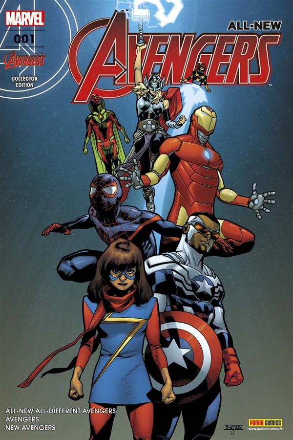 ALL-NEW AVENGERS N  1 ED. FNAC