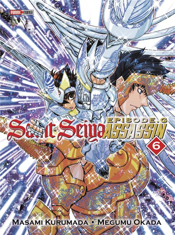 SAINT SEIYA EPISODE G ASSASSIN T06