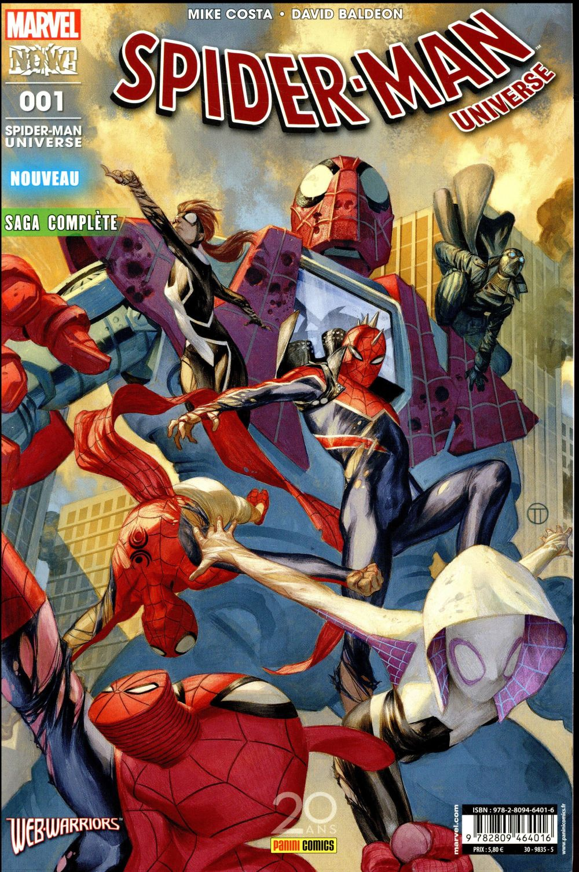 SPIDER-MAN UNIVERSE N 1