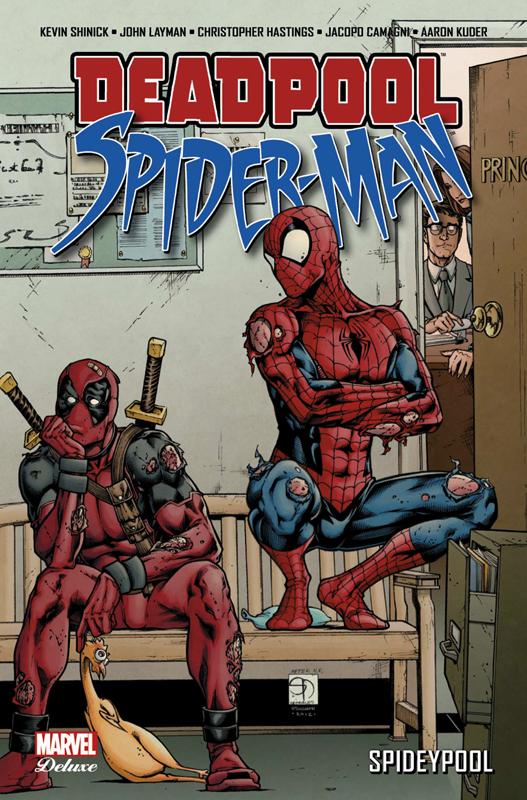 DEADPOOL / SPIDER-MAN