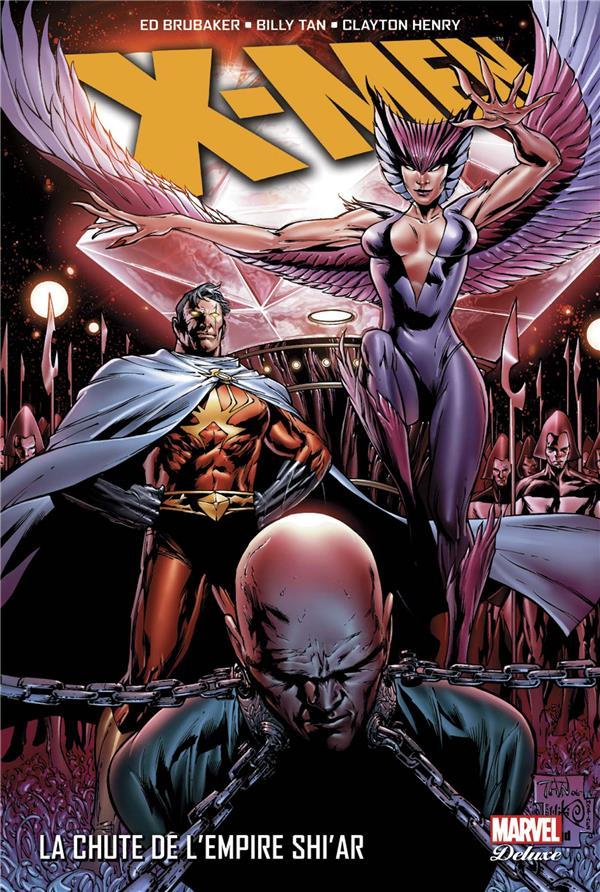 X-MEN : LA CHUTE DE L'EMPIRE SHIAR
