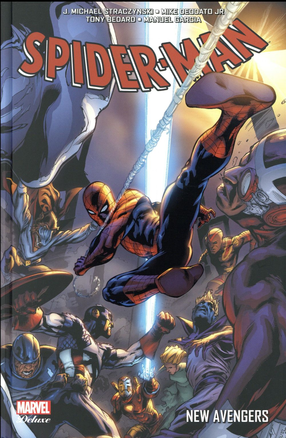 AMAZING SPIDER-MAN : NEW AVENGERS