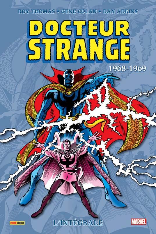 DOCTEUR STRANGE INTEGRALE T03 1968-1969