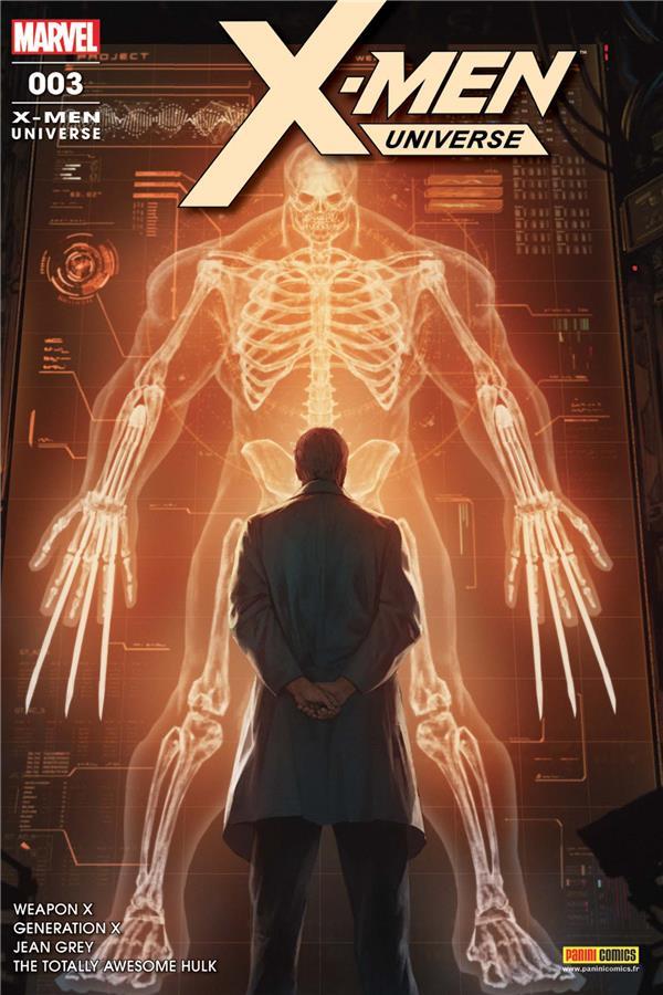 X-MEN UNIVERSE N 3