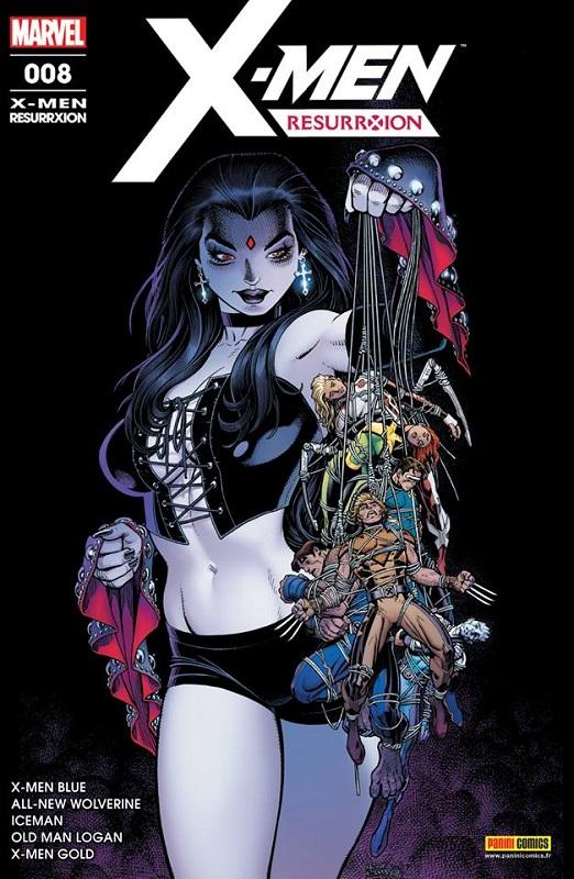 X-MEN : RESURRXION N 8