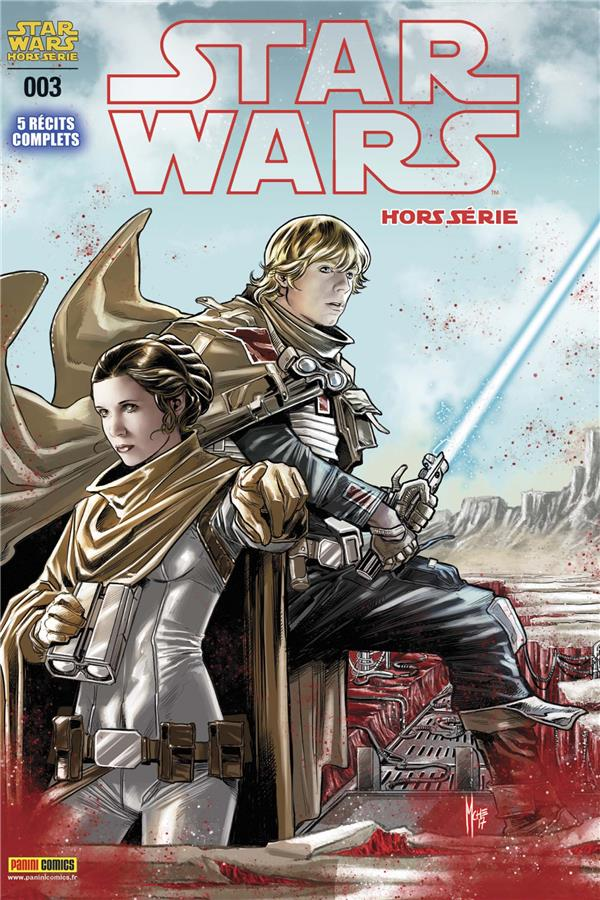 STAR WARS HS N 3 (COUVERTURE 1/2)