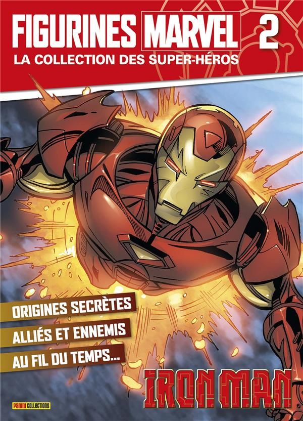 FIGURINE IRON-MAN N 2