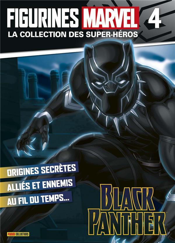 FIGURINE BLACK PANTHER N 4