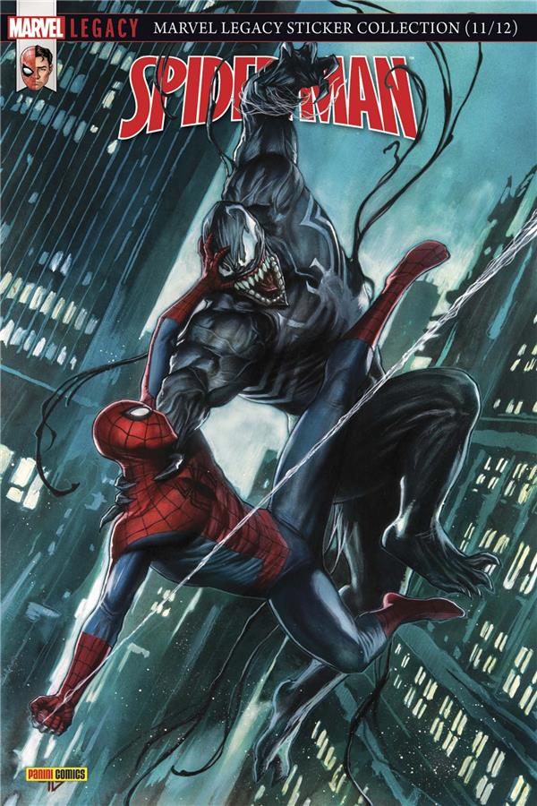 MARVEL LEGACY : SPIDER-MAN N 3