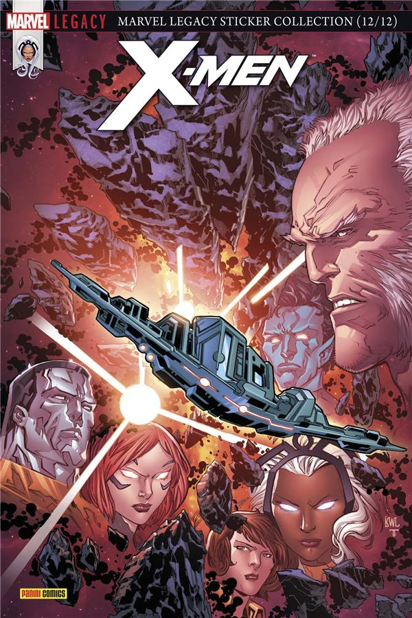 MARVEL LEGACY : X-MEN N 3