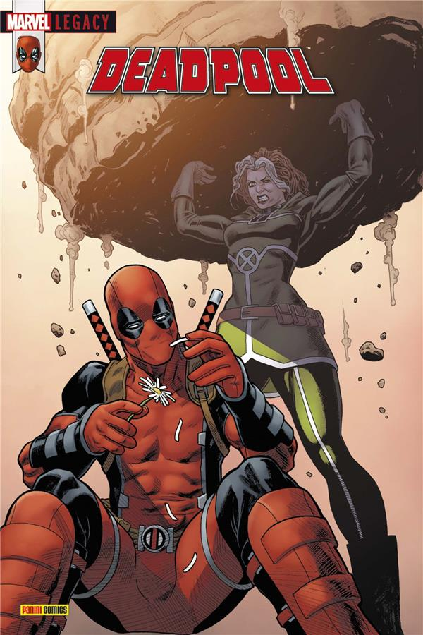MARVEL LEGACY : DEADPOOL N 4