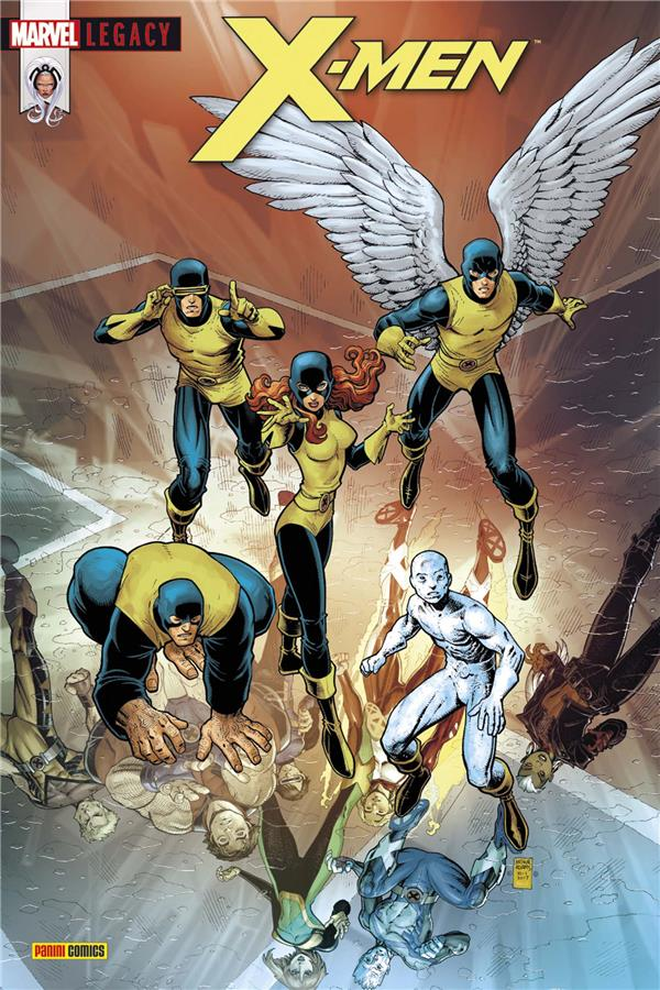 MARVEL LEGACY : X-MEN N 4