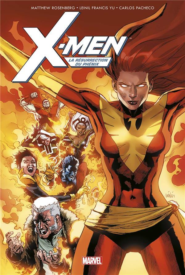 X-MEN - LA RESURRECTION DU PHENIX