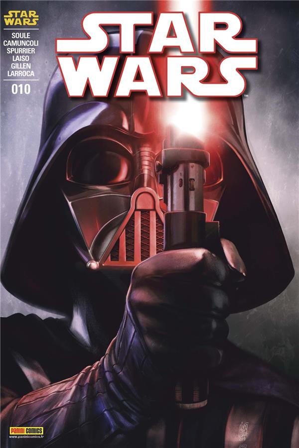 STAR WARS N 10 (COUVERTURE 1/2)