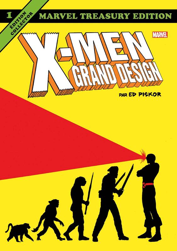X-MEN : GRAND DESIGN T01