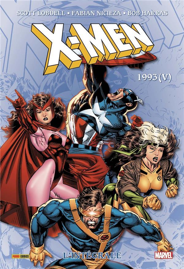 X-MEN : L'INTEGRALE T36 (1993 - V)
