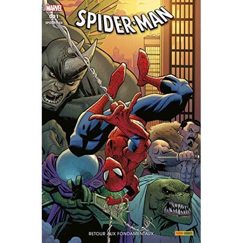 SPIDER-MAN (FRESH START) N 1